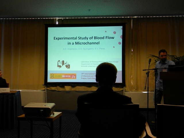 presentation working